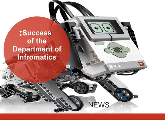 SUCCESS OF THE DEPARTMENT OF INFORMATICS