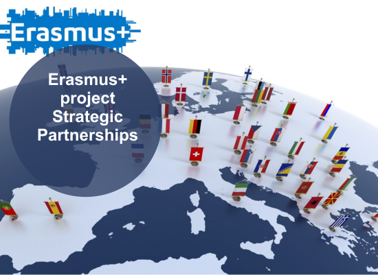 Erasmus+ Project KA 203 Strategic Partnerships