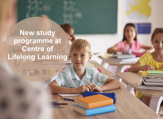 New study program at Centre of Lifelong Learning