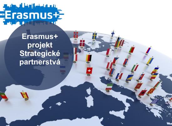 Erasmus+ projekt KA 203 Strategické partnerstvá